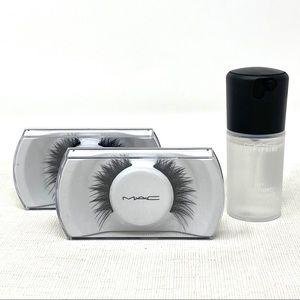 MAC Set of 2 #70 Eyelashes + Makeup Primer Mini